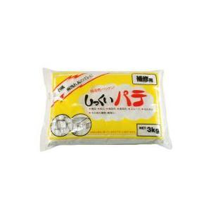 しっくいパテ 3kg×6袋【代引・他の商品同梱不可】|kaiteki-club