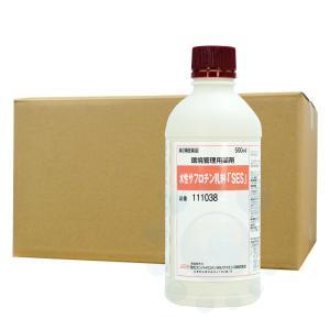 水性サフロチン乳剤「SES」 500ml×12本 環境管理用薬剤 [第2類医薬品]|kaiteki-club