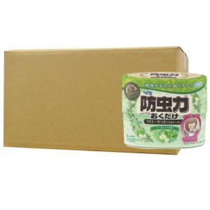 ピレパラアース 防虫力おくだけ消臭プラス ハーブミントの香り 300ml×12個 洋服ダンス クローゼット 防虫剤|kaiteki-club