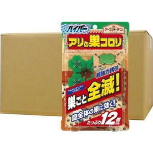 【お買い得ケース購入送料無料】 アースガーデン ハイパーアリの巣コロリ 1.0g×12個×20個|kaiteki-club