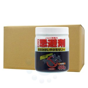 ネズミ忌避剤 ネズミが嫌がるゼリー 400g×24個/ケース お得なケース購入♪|kaiteki-club