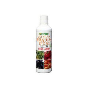 水でうすめる野菜専用液体肥料!野菜の液肥 450ml×24本/ケース【ガーデニング・園芸・肥料】|kaiteki-club
