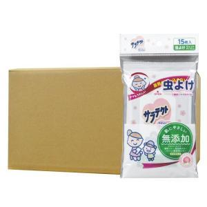 サラテクト やさしいティッシュ 15枚入×24個 アース製薬|kaiteki-club