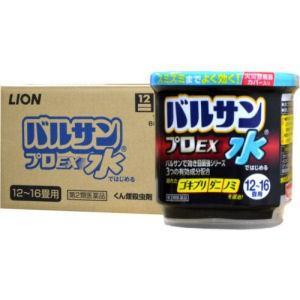ライオン 水ではじめるバルサン プロEX 12-16畳用 [25g]×30個 【第2類医薬品】【ケース販売】