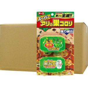 【お買い得ケース購入送料無料】 スーパーアリの巣コロリ 2個入×40個 アース製薬|kaiteki-club