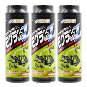 ムカデ忌避剤 ヘビ・ムカデ・モグラZ 固形タイプ300g[7.5g×30個]×3本 業務用|kaiteki-club