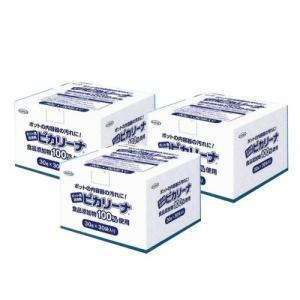 ポット用洗浄剤 ピカリーナ 30g×30袋入×3個セット UYEKI(ウエキ)|kaiteki-club