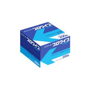 エリエール プロワイプ ソフトワイパー S200BOX 72個入り 産業用ワイプ|kaiteki-club