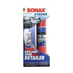 SONAX エクストリーム ブリリアント シャイン ディテイラー [287400] 750ml [ボディ用つや出しコーティング剤]|kaiteki-club