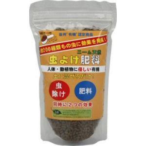 ニーム天然 虫よけ活力剤〈粒タイプ〉 500g|kaiteki-club