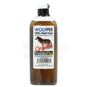 ウルフピー340ml オオカミの狼の尿100%使用の忌避剤!|kaiteki-club