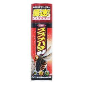 スズメバチ駆除 スーパースズメバチジェットプラス 480ml 旧パッケージ商品 イカリ消毒 アシナガバチ 殺虫剤|kaiteki-club