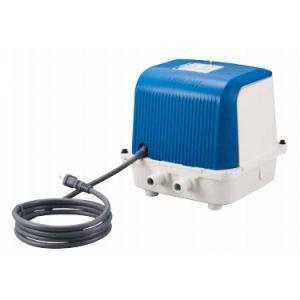 ハイブロー DUO-80 左ばっ気用 浄化槽用ブロア エアーポンプ [屋外用] [吐出型] テクノ高槻|kaiteki-club