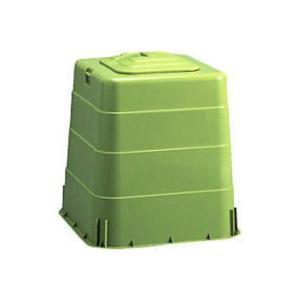 生ごみ処理容器[コンポスト容器] わんだーBOX 300L 岐阜プラスチック工業[代引き返品不可品]|kaiteki-club