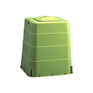 生ごみ処理容器[コンポスト容器] わんだーBOX 200L 岐阜プラスチック工業[代引き返品不可品]|kaiteki-club