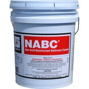 スパルタン NABC[ナバック] 19L 除菌・消臭クリーナー [EPA登録商品]|kaiteki-club