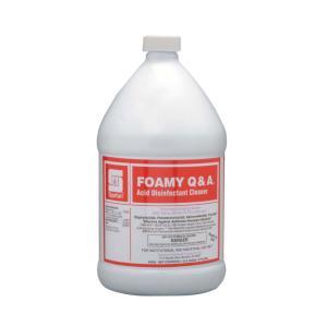 スパルタン フォーミーQ&A 3.8L 酸性浴室用クリーナー [EPA登録商品]