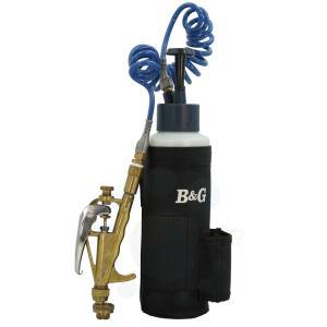 B&G プロ用小型スプレーヤー 特殊ノズルプレゼント付 害虫駆除業者専用小型噴霧器|kaiteki-club