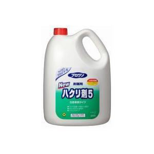 花王 プロワン New剥離剤5 5倍希釈 4L 強靭なワックスもすばやく剥離 kaiteki-club