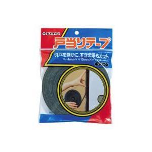 セメダイン TP-177 戸当タリテープ ブラック 2P [DIY・塗料・補修材・接着剤]|kaiteki-club