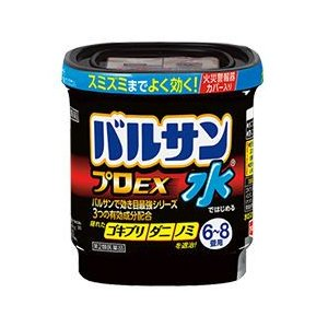 水ではじめるバルサン プロEX 6-8畳用 [12.5g] [第2類医薬品]|kaiteki-club