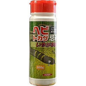 蛇・トカゲ忌避剤 ヘビ・トカゲ忌避いやがる砂 300g|kaiteki-club