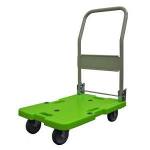 ナンシン LSK-211G[グリーン] 台満足 【送料無料】[代引不可品・返品不可・運搬・キャリー・台車] [CR]|kaiteki-club