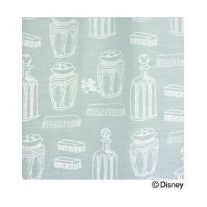 スミノエ Disney(ディズニー) MICKEY/Charming bottle チャーミングボトル [ホワイト]M1013 [幅100×丈133cm] レースカーテン 1枚入【返品・代引不可品】|kaiteki-club