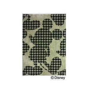 スミノエ Disney(ディズニー) MICKEY(ミッキー)/プルオーバーフォーム ラグ [ブラウン]DRM-1001 [100×140cm] 【返品・代引不可品】