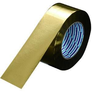 ゴールドテープ 50mm×50m [K10GD] ダイヤテックス【パイオランクロス粘着テープ】|kaiteki-club