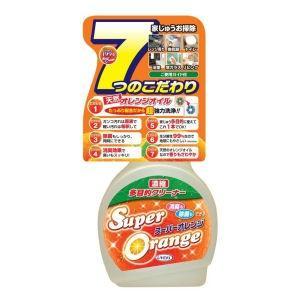 スーパーオレンジ 消臭・除菌泡タイプ 480ml UYEKI...