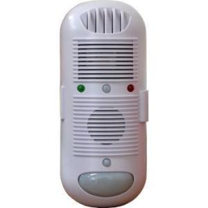 5機能ネズミ撃退器 超音波・電磁波で鼠を追い払う!