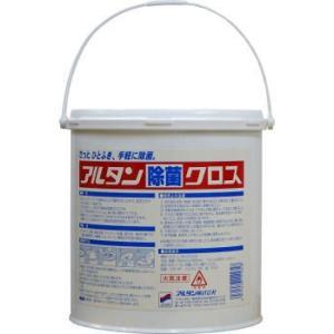 アルタン 除菌クロス 容器入 250枚 [ロールタイプ]|kaiteki-club