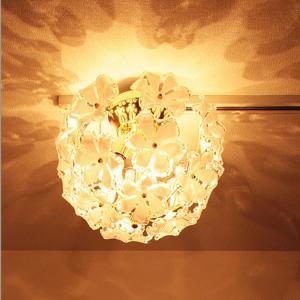お花のシャンデリア シーリングライト ブルーム Bloom 3灯 GEM-6894 天井照明 姫家具 ダイニング リビング インテリア照明 電球色|kaiteki-homes