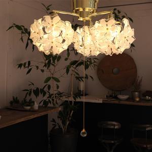 LED 対応 シーリングライト 3灯 ブーケ インテリア照明 天井照明 キッチン ダイニング リビング 廊下 階段|kaiteki-homes