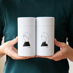 送料無料 コーヒー缶 fika フィーカ ペアセット キャニスター 収納 コーヒー缶 珈琲缶 セット 茶筒 保存容器 コーヒー 紅茶 お茶 キッチン 雑貨 北欧 kaiteki-homes 03