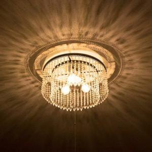 シャンデリア LED対応 3灯 アマンダ AMANDA 天井照明 おしゃれ 照明 シーリングライト|kaiteki-homes
