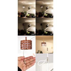 ペンダントライト LED対応 3灯 レダペンダント 天井照明 おしゃれ 照明 インテリア照明|kaiteki-homes|03