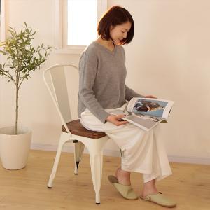 デザイナーズ チェア クランツ カフェ ブルックリン おしゃれ 椅子 マリンチェア リプロダクト|kaiteki-homes|09