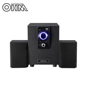 OHM AudioComm 2.1chスピーカーシステム ASP-590Z|kaitekibituuhan
