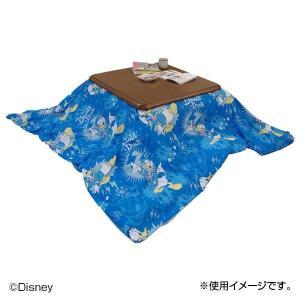 こたつ布団カバー ディズニー ドナルド 約205×240cm 長方形 SB-407-KT|kaitekibituuhan