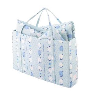 布団セット 子供用 洗える お昼寝布団 和タイプ6点セット キッズ 色-ブルー|kaitekibituuhan