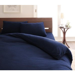 スーパーマイクロフリース ベッド用 ボックスシーツ の単品(マットレス用カバー) シングル 色-無地...