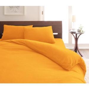 スーパーマイクロフリース ベッド用 ボックスシーツ の単品(マットレス用カバー) セミダブル 色-無...