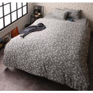 ベッド用 ボックスシーツ の単品(マットレス用カバー) ダブル 色-無地グレー