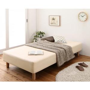 ベッド用 ボックスシーツ の同色2枚セット セミダブル ショート丈 色-アイボリー__●出荷日_3営...