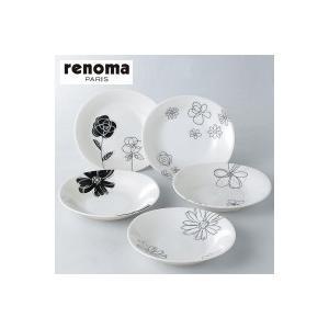 renoma レノマ R-8027 パスタ&カレー皿セット(皿×5)_28314_/sgktb-1027361|kaitekibituuhan