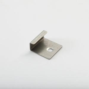 人工木材 エンド固定金具 H-B110B【 床材H-B110専用】人工木 部品 グッドライフウッド