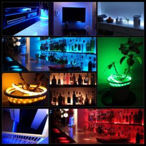 Kaito21006 防水RGB LEDテープライト(RoHS対応) 単体 (12V/100V兼用) 30cm 【多色発光タイプ】|kaito-shop2011|05