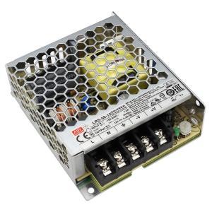 12V/4.2A/50.4W ミンウェル ACアダプター【Meanwell:LRS-50-12】メタル製|kaito-shop2011